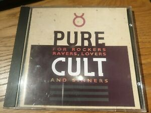 The Cult - Pure Cult (CD 1993) ROCK, GOTHIC ROCK, POST PUNK, Ian Astbury