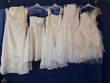 FABULOUS 5 X  WEDDING SHORT COCKTAIL  DRESSES .PARTY PROM FANCY DRESS #M3