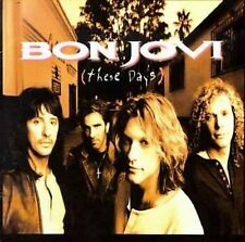 BON JOVI - THESE DAYS NEW CD