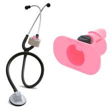 S3 Stethoscope Tape Holder (PINK) - Littmann, Nursing Scrubs EMS EMT Nurse Gift