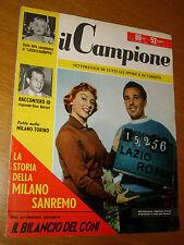 IL CAMPIONE 1956/11=RENZO BURINI=ANTONIO MELUSCHI=PAOLA BOLOGNANI=FERDI KUBLER=