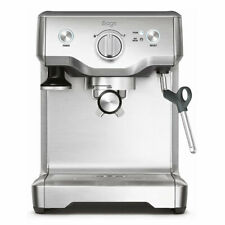 Sage Espresso-Maschine The Duo Temp Pro Silber 15 Bar