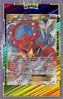 🌈Volcanion EX - XY11:Offensive Vapeur - 115/114 - Carte Pokemon Neuve Française