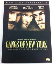 Gangs of New York Edition Collector dvd