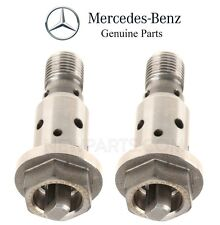 For Mercedes W164 W203 Pair Set of 2 Exhaust Camshaft Control Valves 2720500578