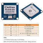 Beitian BN-800Q BN-880Q GPS GNSS Module for APM QMC5883 Flight Control Arduino