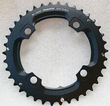 SRAM Truvativ MTB Chainring 2x10 Speed 38T w/ Long L-Pin Black, NIB
