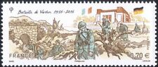 France 2016 Battle of Verdun/WWI/Soldiers/Army/Military/Flags/War 1v (n45645)