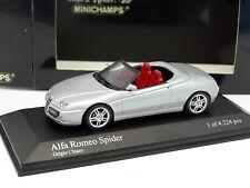 Minichamps 1/43 - Alfa Romeo Ragno 2003 Grigio