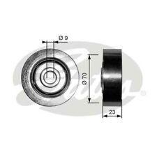 Gates Belt Idler Pulley Alternator for MG ZT 2.0 CDTi ZT-T 204D2 116bhp 131bhp