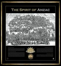 THE SPIRIT OF ANZAC  SANDS EDITION  GALLIPOLI   ANZACS  AT WAR  CHEOPS PYRAMID