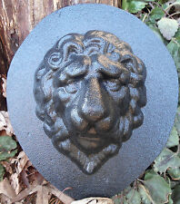 Lion face mold abs plastic mould L@@K more lion molds in store