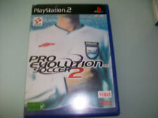 pro evolution soccer 2  sur playstation 2