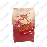Wild bird feed peanuts in 1kg bags or a super saver deal for 2 x 1kg bags