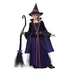 Girls Hocus Pocus Witch Halloween Costume