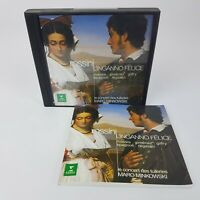 Gioachino Rossini L'Inganno Felice CD (1997) ERATO Marc Minkowski