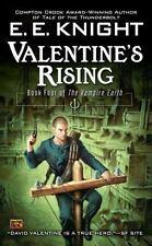 Valentine's Rising (The Vampire Earth, Book 4) Knight, E.E. Mass Market Paperba