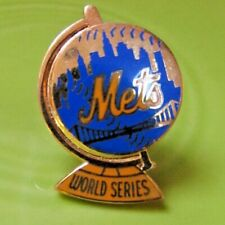 1973 New York Mets NYM World Series Press Pin