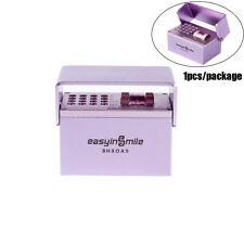 Dental Endo File Block Bur Ruler Box For Files Disinfecting Counting Easyinsmile