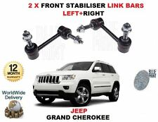 FOR JEEP GRAND CHEROKEE 3.0 TD 6.4 2011->2X FRONT LEFT+RIGHT STABILISER LINK BAR