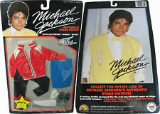 Michael Jackson Costume Poupée BEAT IT Outfit Doll Puppe Kleidung TOY 1984