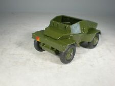 Dinky Toys Military Army Scout Car #673 NEAR PERFECT