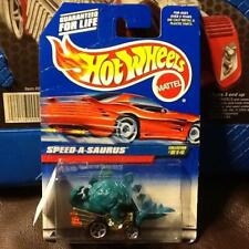 Hot Wheels Guaranteed for Life Series 1994 Speed - A - Saurus  Collector #814