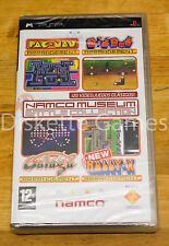 NAMCO MUSEUM BATTLE COLLECTION - PSP - PAL ESPAÑA - NUEVO PRECINTADO