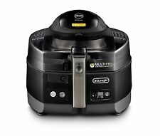 Delonghi FH1363 MultiFry Extra Air Fryer and Multi Cooker, Black