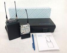 Sennheiser SK 50 Transmitter EK 3041 Diversity Receiver 722 - 746 MHz