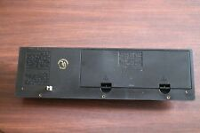 Realistic Dx-302 Rear Battery Box Assembly with Battery Sleeves - No Corrosion