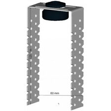 10 Direktabhänger entkoppelt Schall gedämmt CD Deckenprofil 125mm Deckenabhänger