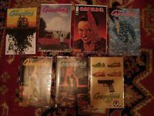 Gasolina #1-6 NM+ Walking Dead Variant Homage (#2) Image Comics