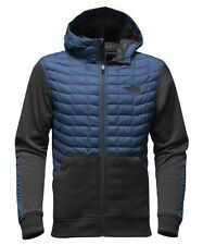 North Face NWT Men's Kilowatt Thermoball HOODED Insulated Jacket SZ M BLUE/GRAY