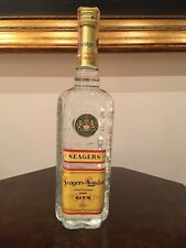 SEAGERS of LONDON DRY GIN CC 750 Gr. 47% Vintage Anni 70 - Livello Full