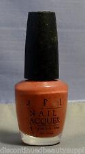 Opi Butte-I-Full Mauve Rare Nail Polish