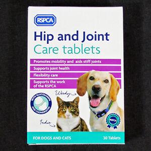 RSPCA Cat Dog Mobility Tablets