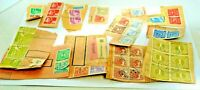 "GERMANY STAMPS---LOT OF 56---SOME ""FRONT PIECES"" HAVE STAMPS ON BOTH SIDES"