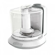 Black & Decker 1-1/2-Cup One-Touch Electric Chopper, HC306, New, Free Shipping