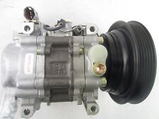 Fits Toyota Corolla 88-91 A/C Compressor with 5 Poly Clutch Denso Remanufactured