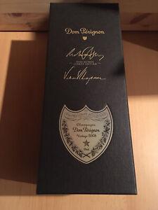 Dom Perignon Vintage 2008 Legacy Edition Champagner 0,75l Flasche