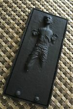 3D PVC Han Solo In Carbonite Morale Patch Tactical Outfitters Star Wars