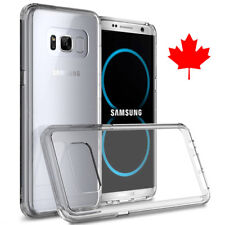 Samsung Galaxy S8 PLUS Case -Superior Quality Clear Transparent Soft Gel Cover
