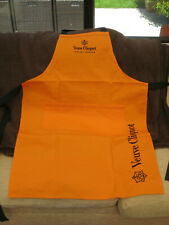 Veuve Clicquot Champagne Sommeliers Apron Tablier Brand New in Poly Bag