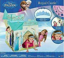 Disney Frozen Royal Princess Castle Playhut Tent Elsa Anna Kids Playhouse Tent