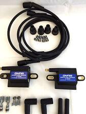 Dynatek Dyna Mini Ignition Coils 3 ohm Single Output DC3-2 Free Wires DW-200