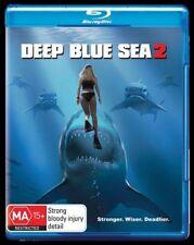 Deep Blue Sea 2 : NEW Blu-Ray
