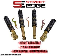 Street Edge Coilover Kit 93-98 VW Golf III 2WD MK3 Coilovers
