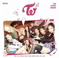 TWICE [THE STORY BEGINS] 1ST MINI ALBUM - KPOP OFFICIALLY SEALED+AUS TRACKING