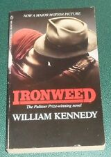 IRONWEED  by William Kennedy  1988 paperback  GRITTY ALBANY NEW YORK NOVEL